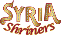Syria Shriners Logo