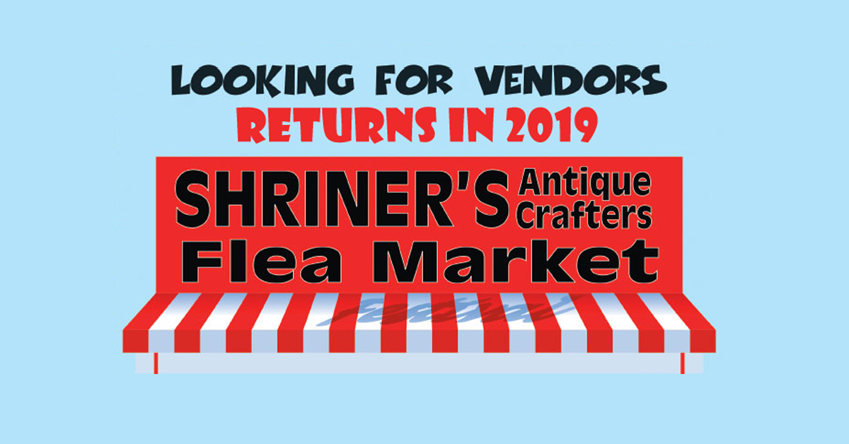 Shriners Flea Market