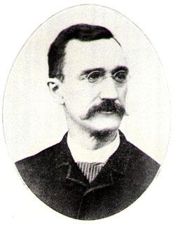 Samuel Harper first Syria Shrine potentate
