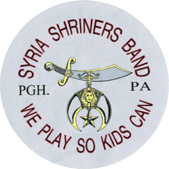 syria shriner band of pittsburgh
