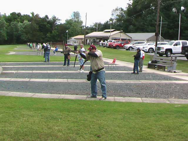syria shriners gun club shoot