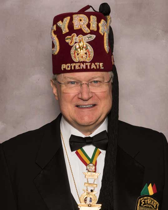 2019 potentate William Weiss