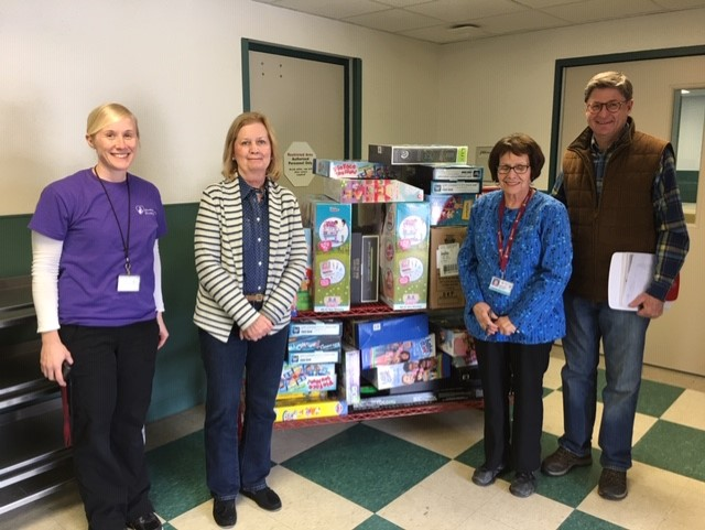 toy delivery erie hospital