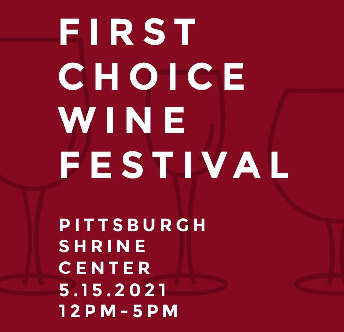 First Choice Wine Festival 2021 ad