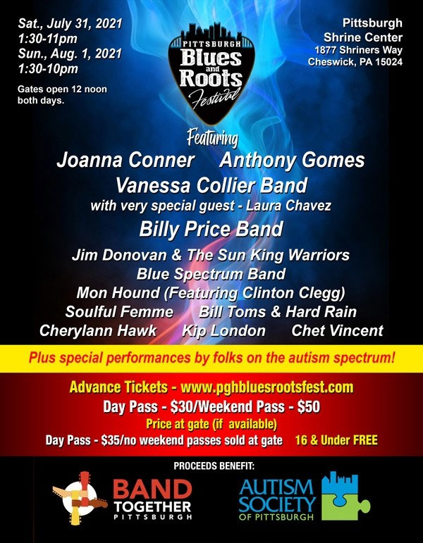Pittsburgh Blues & Roots Festival